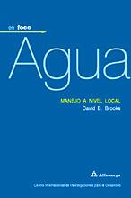 Agua: un libro de David B. Brooks, clave para el debate