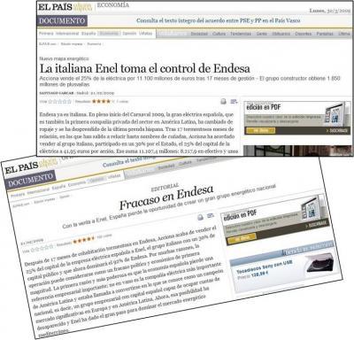 Fracaso español en Endesa golpea confianza inversionista en Emgesa
