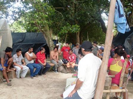 MinAmbiente calla mientras se violan los derechos de la comunidad afectada por El Quimbo