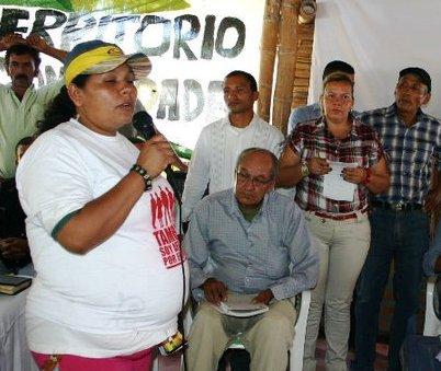 Asoquimbo sigue en Desobediencia Civil y Mantiene su Resistencia